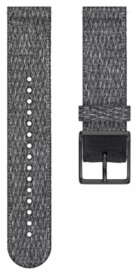 Polar | Ignite Fabric Wrist Strap Only | Black Melange S/M 91080476