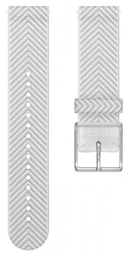 Polar | Ignite Fabric Wrist Strap Only | White Chevron S/M 91080475