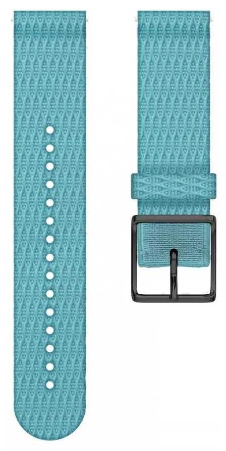 Polar | Ignite Fabric Wrist Strap Only | Aqua S/M 91080477