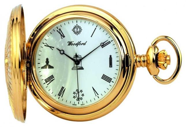 Woodford Masonic Pocket Watch 1214