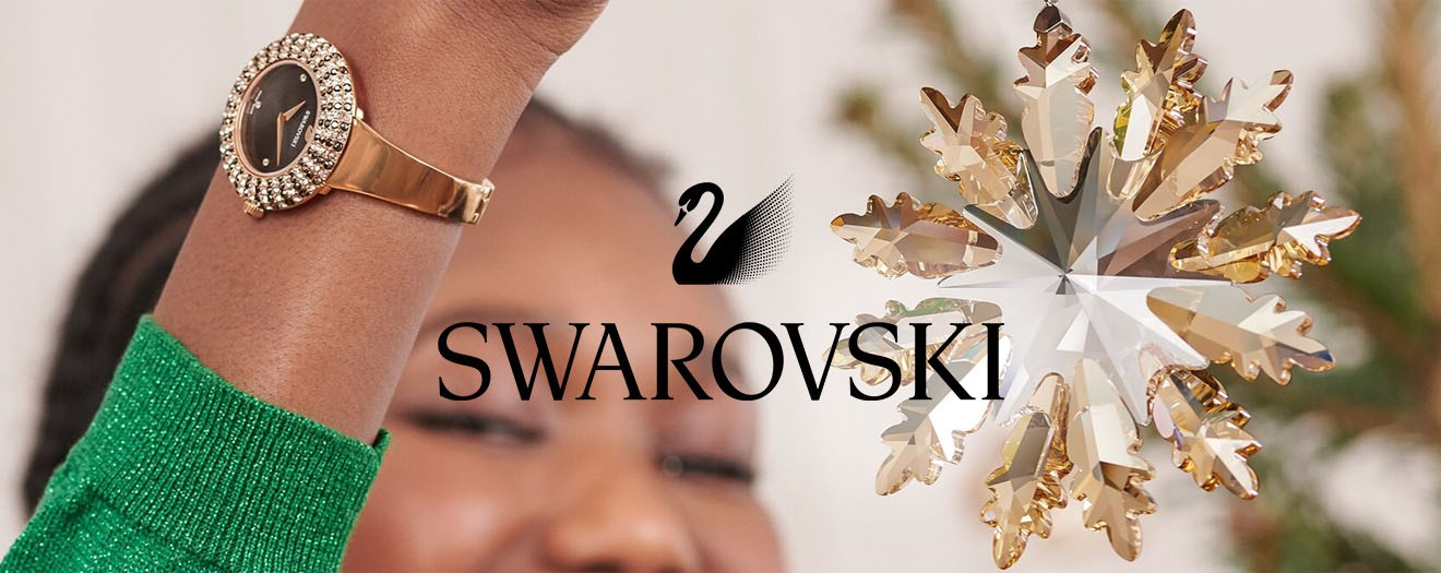 Shop Swarovski jewellery button