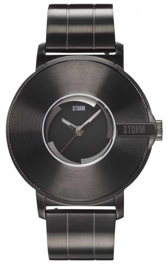 STORM | Camera V6 Slate | Limited Edition | Steel Bracelet 47463/SL