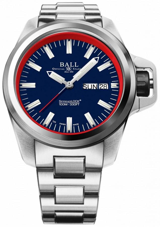 Ball Watch Company | Engineer Hydrocarbon | DEVGRU | Limited Edition NM3200C-SJ-BERD