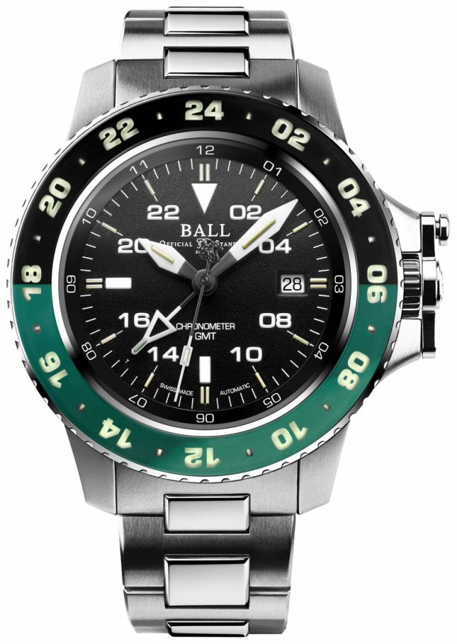 Ball Watch Company | Engineer Hydrocarbon | AeroGMT II | DG2018C-S11C-BK
