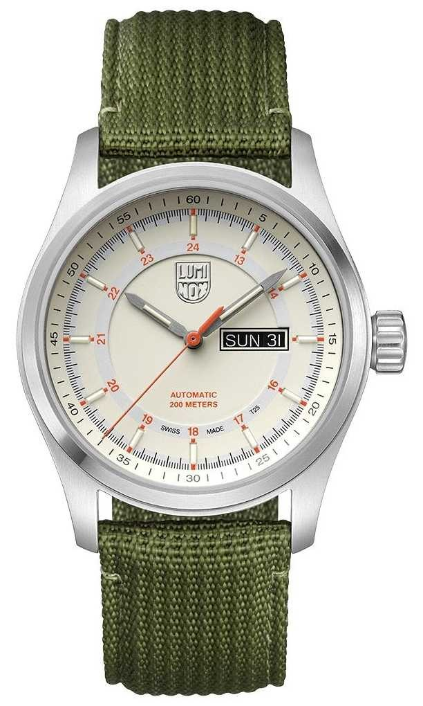 Luminox | Atacama Field Automatic 1900 Series | Green Strap | XL.1907.NF