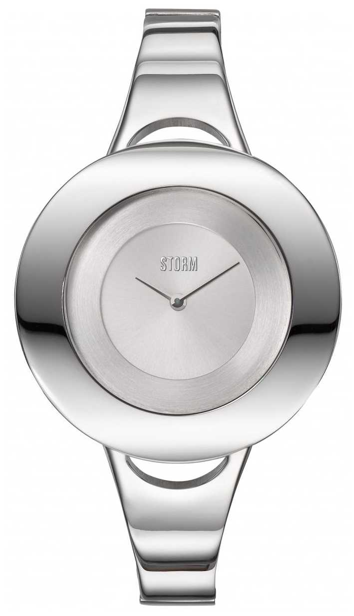 STORM | Centro Silver | Women's Stainless Steel Bracelet | Silver 47449/S