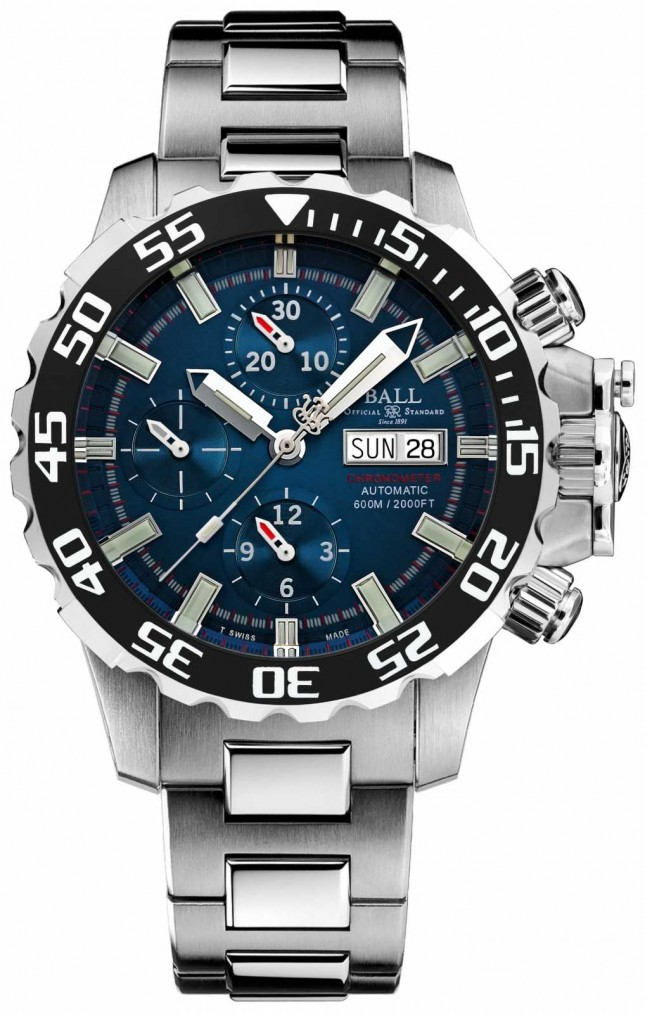 Ball Watch Company Engineer Hydrocarbon NEDU | Stainless Steel Bracelet | DC3026A-S6C-BE