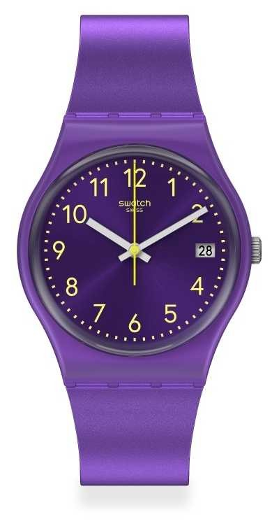 Swatch | Original Gent | Purplazing Watch | GV402