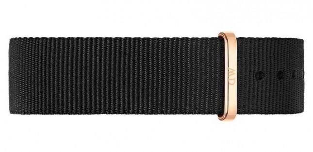 Daniel Wellington Classic Cornwall | 20mm Black Watch Strap DW00200135