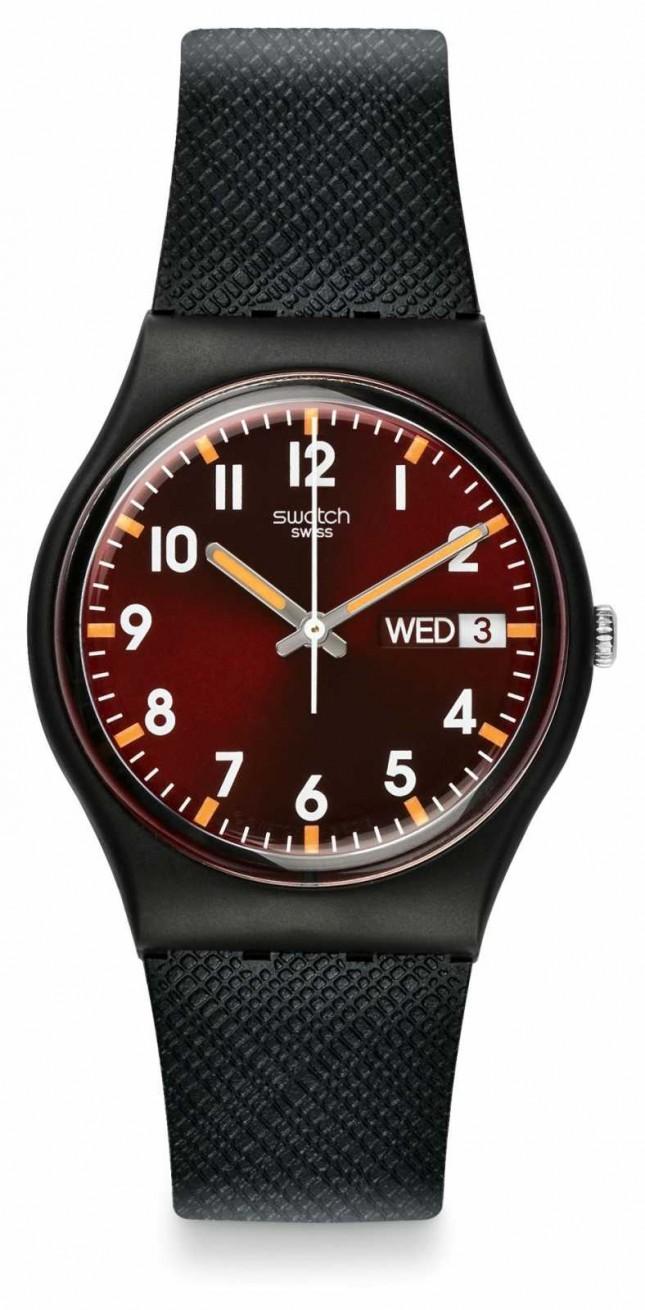 Swatch   Original Gent   Sir Red Watch   GB753