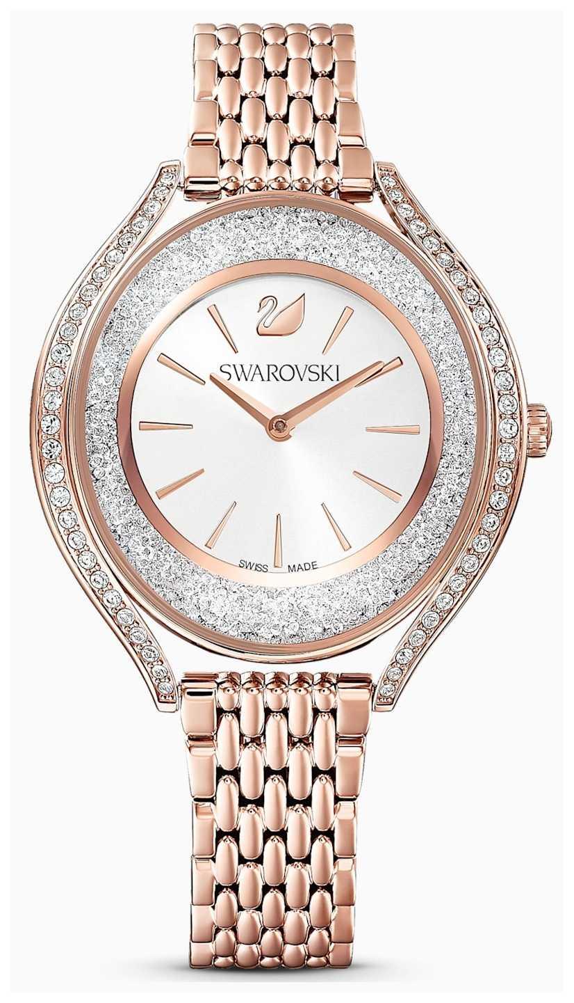 Swarovski   Womens   Crystalline Aura   Rose Gold Bracelet   5519459