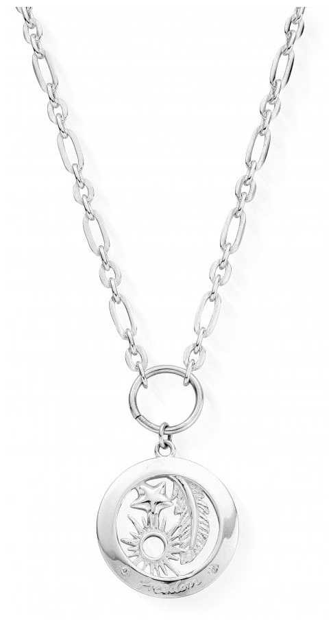 ChloBo The Freedom Necklace   Sterling Silver SN3008