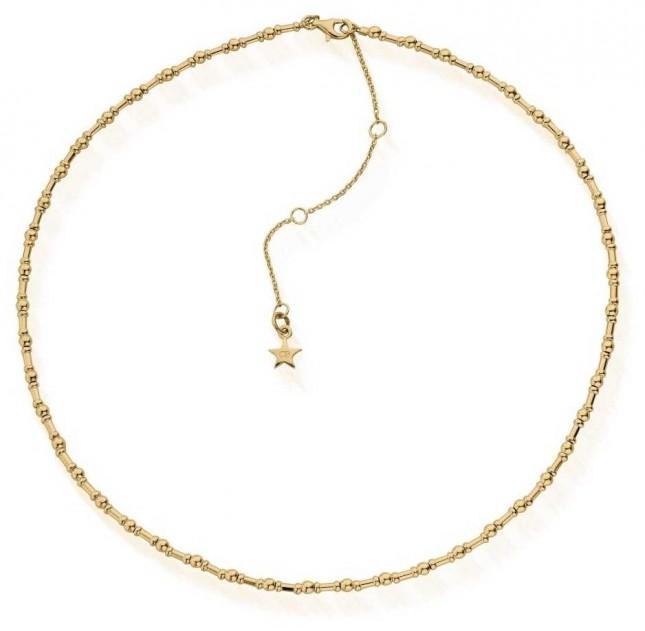 ChloBo Rhythm Of Water   Gold Necklace GNRHYTHM