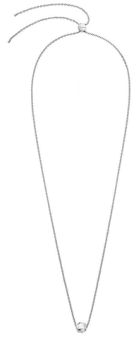Calvin Klein   Side   Women's Stainless Steel Necklace   KJ5QMN000400