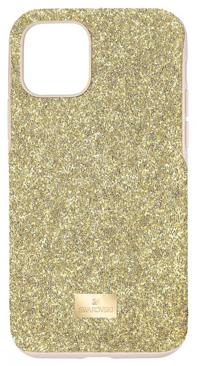 Swarovski High | Phone Case | Gold Pattern | IPhone 11 Pro 5533961