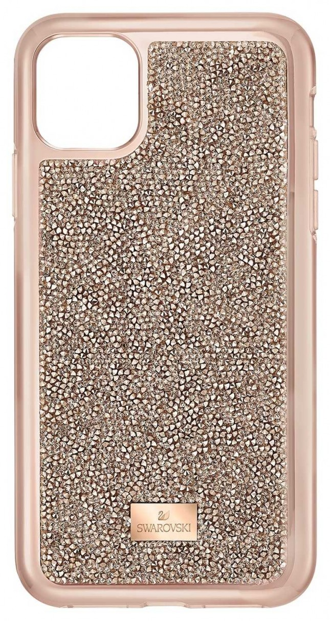 Swarovski Glam Rock | Phone Case | Pink/Rose Gold | IPhone 11 Pro Max 5536651