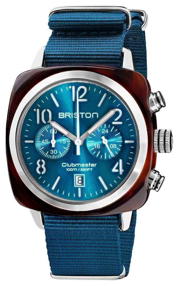 Briston Clubmaster Classic   Chronograph   19140.SA.T.31.NBD