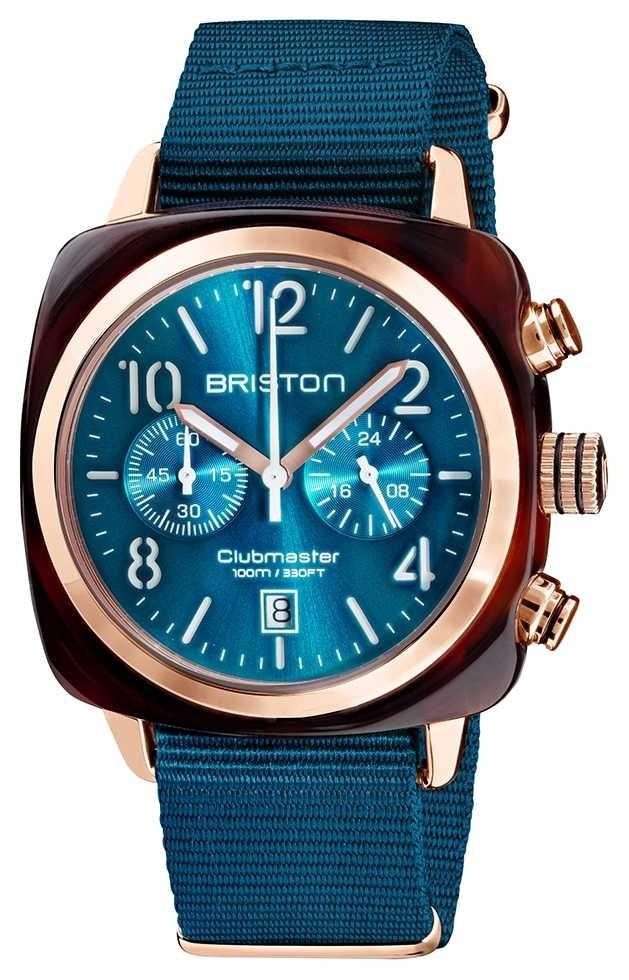 Briston Clubmaster Classic   Chronograph   19140.PRA.T.31.NBD