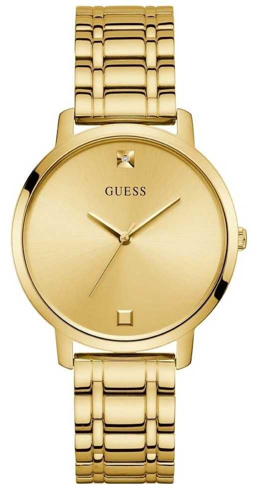 Guess | Women's Nova | Gold-Tone Steel Bracelet | Gold Dial | W1313L2