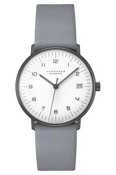 Junghans Max Bill Automatic | 34mm Black & White 27/4006.02
