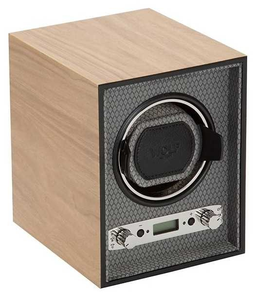 WOLF Meridian Blonde Single Watch Winder 453828