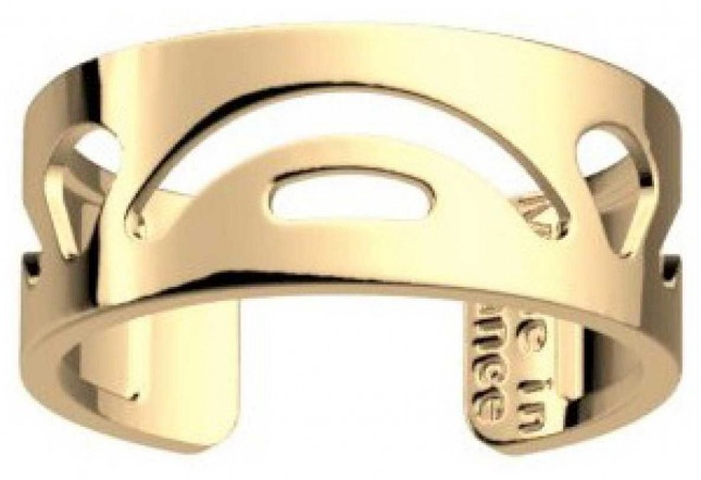 Les Georgettes 8mm Poisson Gold Plated Ring (58) 70343120100058