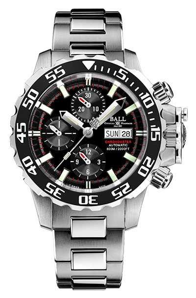 Ball Watch Company Engineer Hydrocarbon NEDU | Stainless Steel Bracelet | DC3026A-S4C-BK