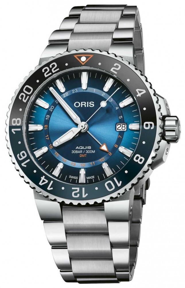 ORIS Limited Edition Carysfort Reef Bracelet 01 798 7754 4185-Set MB