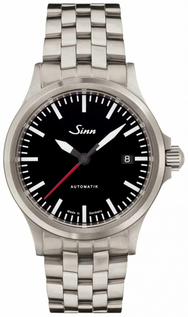 Sinn 556 I RS   RS Fine Link Bracelet 556.0106 FINE LINK
