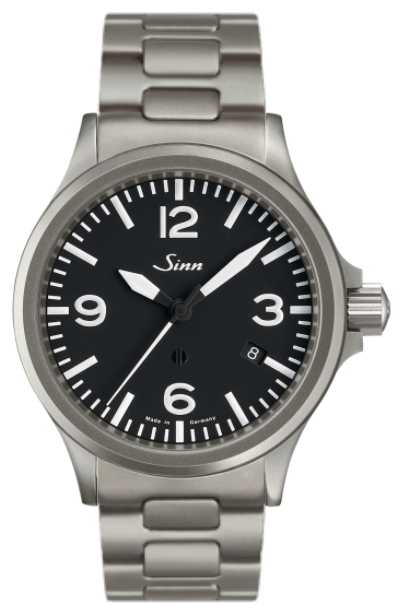 Sinn 856 The pilot watch with magnetic field protection 856.011 BRACELET
