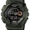 Casio Mens G-shock Chronograph Green GD-100MS-3ER