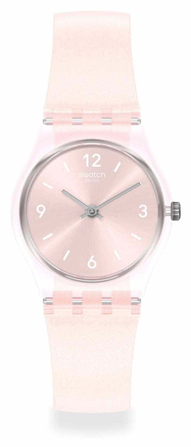 Swatch FAIRY CANDY | Essentials | Pink Silicone Strap LP159