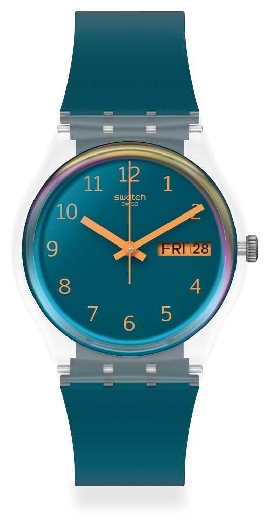 Swatch BLUE AWAY Ladies Model Edition GE721