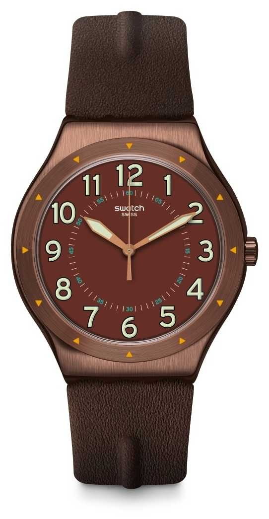 Swatch COPPER TIME | Mens Copper Time Watch YWC100