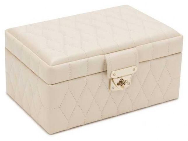 WOLF Caroline Ivory Small Jewellery Box 329853