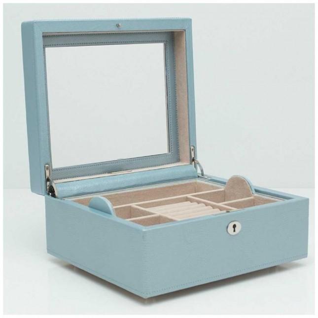 WOLF London Ice Square Jewellery Box 315224