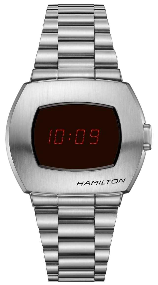 Hamilton PSR | Stainless Steel Bracelet H52414130