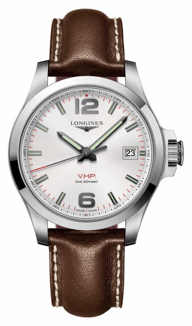 Longines Conquest V.H.P   Men's   Swiss Quartz L37164765