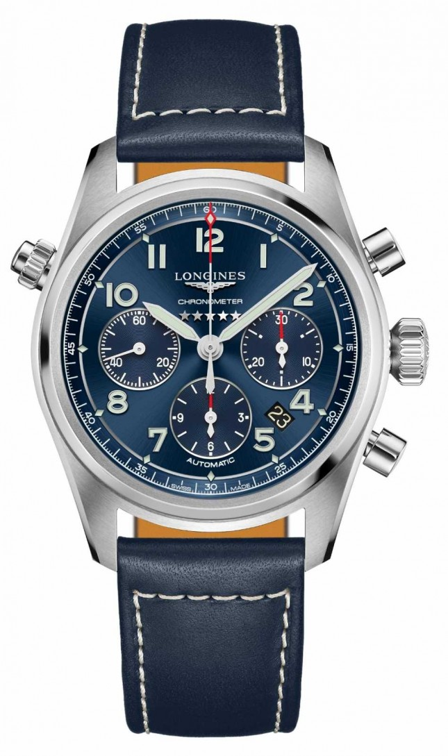 Longines Spirit Chronograph | Men's | Swiss Automatic L38204930