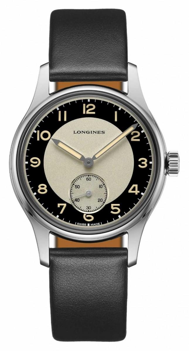 Longines Heritage Classic Tuxedo   Men's   Swiss Automatic L23304930