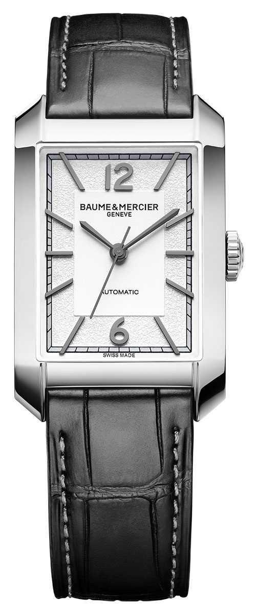 Baume & Mercier Hampton | Automatic | Opaline Silver Dial | M0A10522