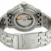 Tissot Mens Seastar 1000 Powermatic 80 Black Dial Stainless Steel T1204071105100
