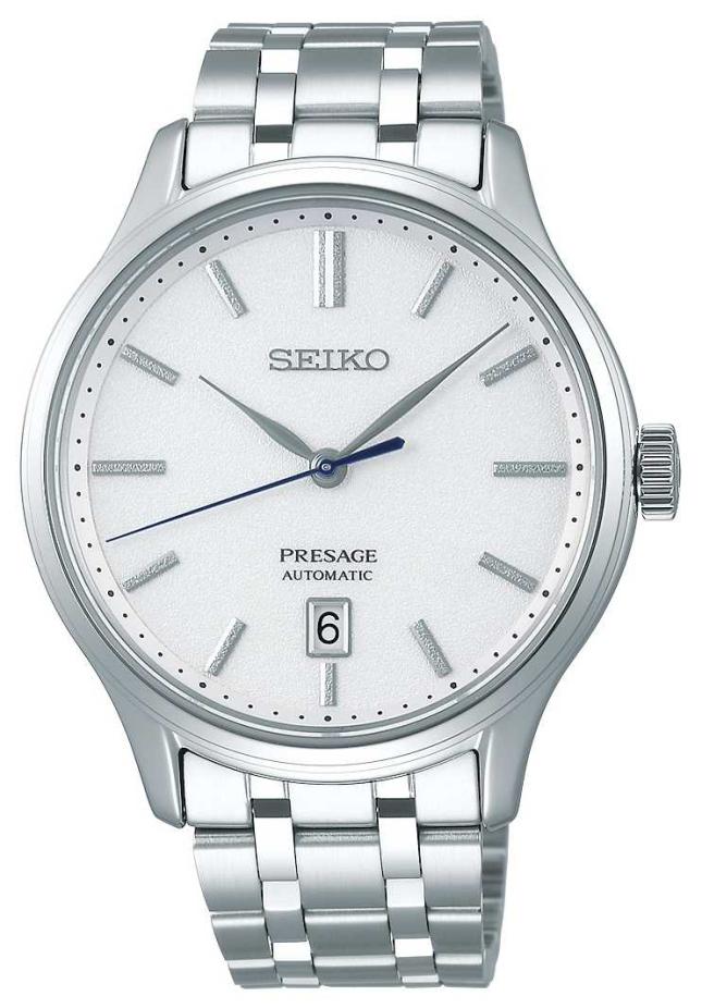 Seiko | Presage | Automatic | Zen Garden | White Dial | SRPD39J1
