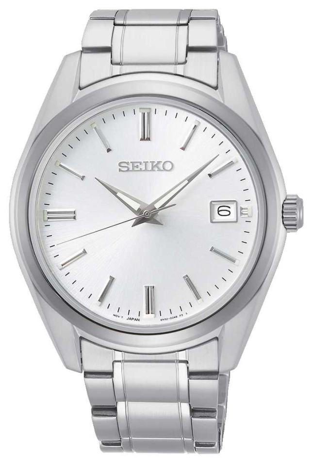 Seiko | Conceptual Men's Quartz | Stainless Steel Bracelet | SUR307P1