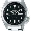 Seiko Men's 5 Sports Automatic Watch   Black Dial SRPE55K1