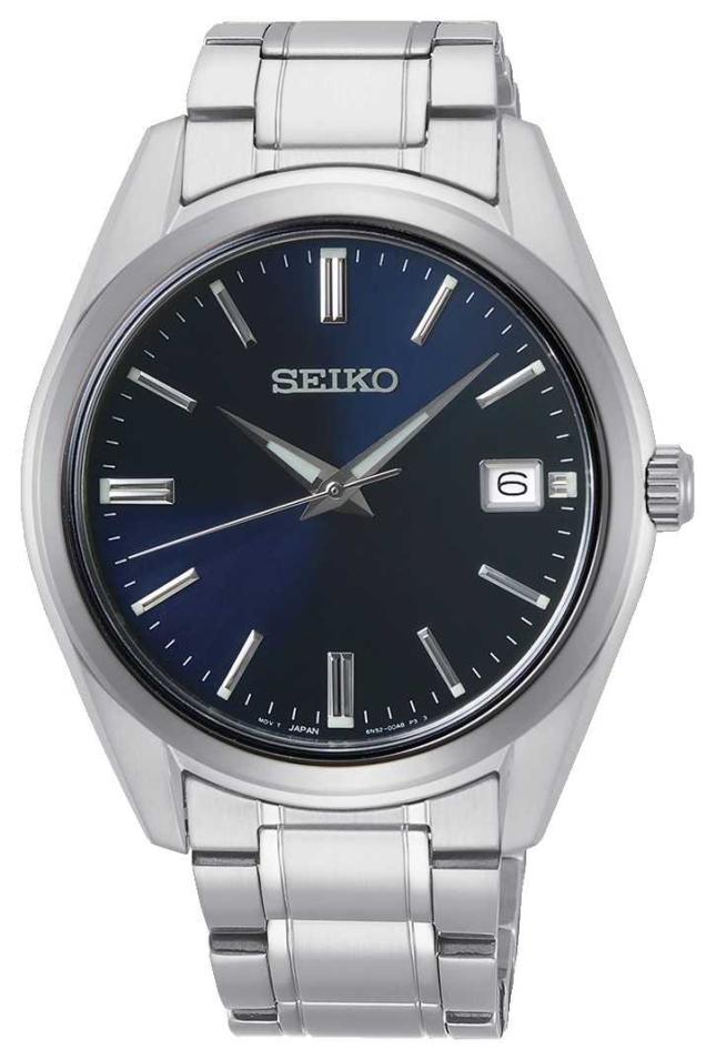 Seiko | Conceptual Men's Quartz | Stainless Steel | Blue Dial | SUR309P1
