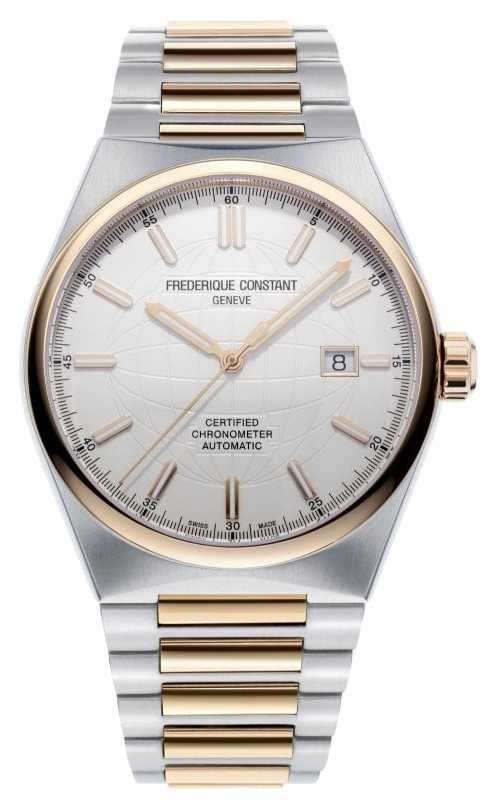 Frederique Constant Highlife | Automatic | Steel Bracelet | Extra Strap | COSC FC-303V4NH2B