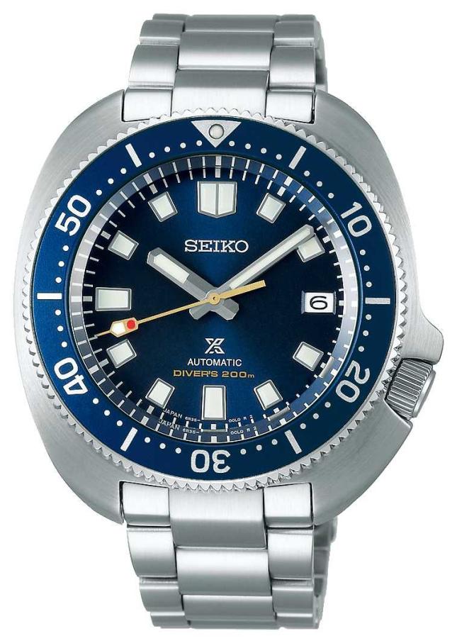 Seiko Limited Edition | Prospex 55th Anniversary | Captain Willard | Blue Dial SPB183J1