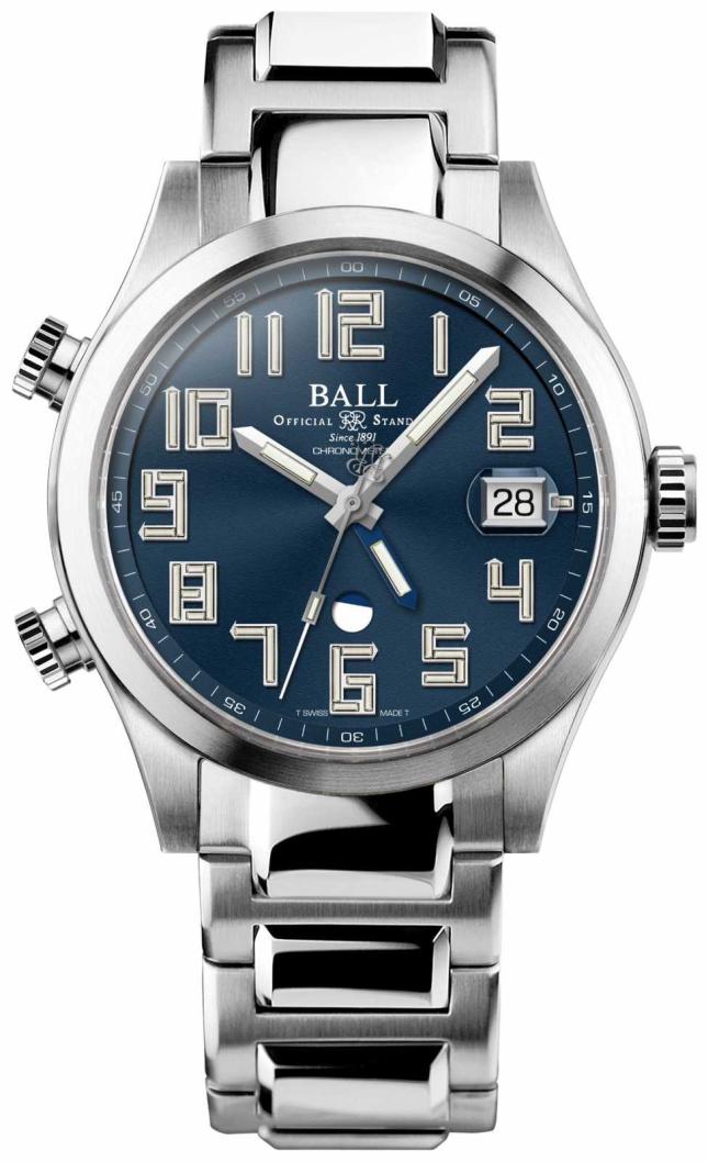 Ball Watch Company Engineer II | Timetrekker | Limited Edition | Chronometer GM9020C-SC-BE
