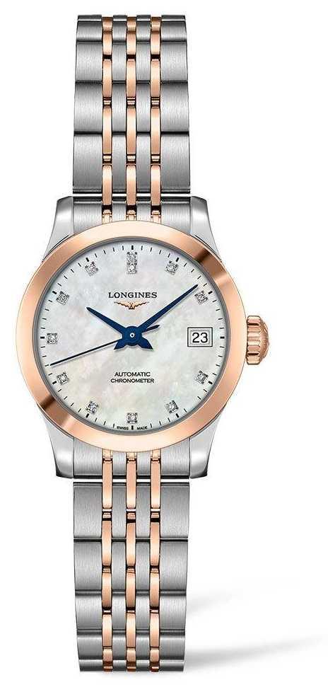 Longines | Record | Women's | Swiss Automatic | L23205877